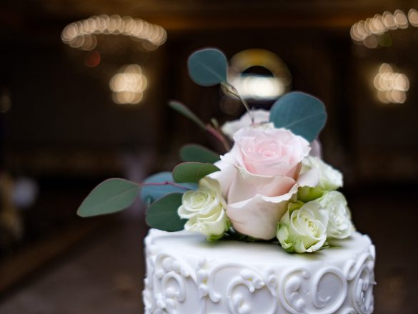 Wedding - Venetian - Cake Deco 1